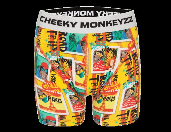 c8c76fdafe4 Boyzz - Cheeky Monkeyzz